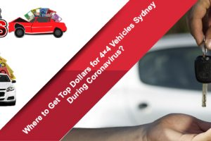 Get Top Dollars for 4×4 Vehicles Sydney During Coronavirus